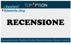 recensione topoption