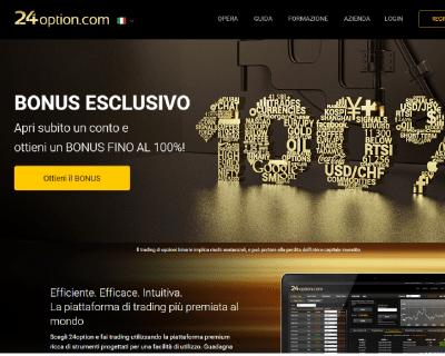Formazione analisi di mercato 24Option, webinar e risorse dedicate
